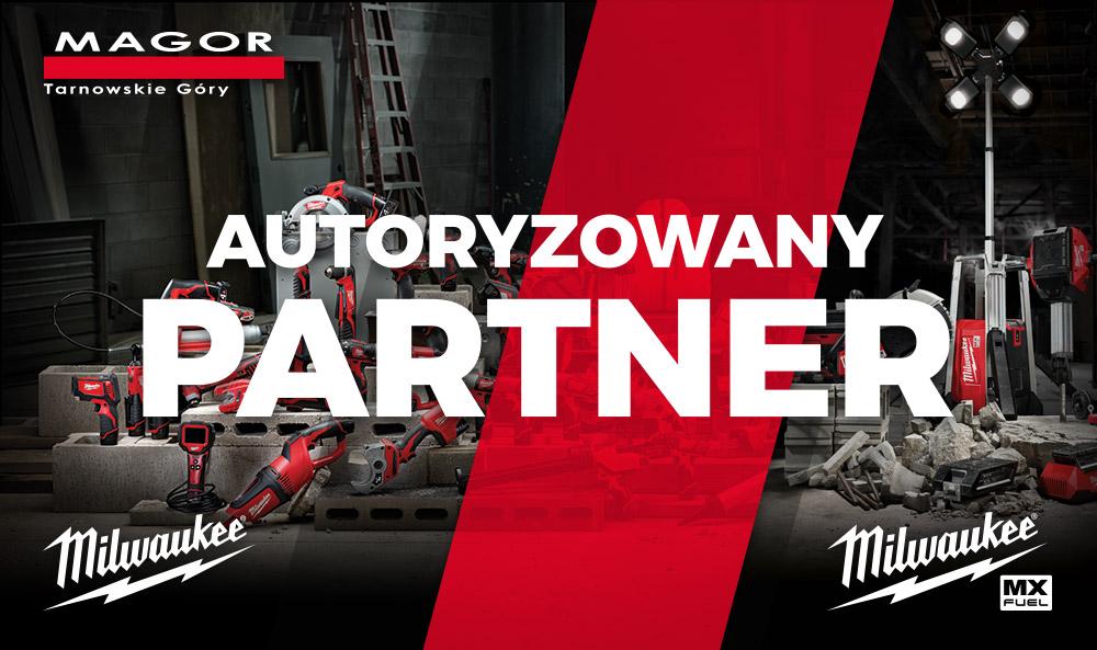 Magor - autoryzowany partner Milwaukee